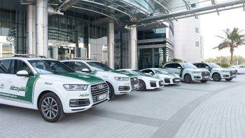 Check out new Dubai Police supercars
