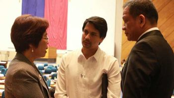 Richard Gomez not involved in illegal drug trade: Espinosa
