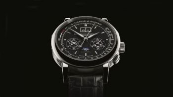 Watch news: A. Lange & Söhne's newest collection