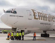 Emirates airline to suspend most passenger flights