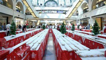 Bid to create Dubai's longest stollen cake
