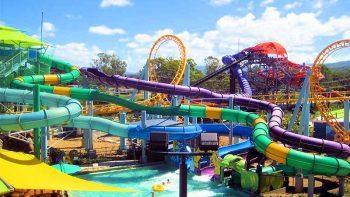 Australia theme park reopens without killer ride