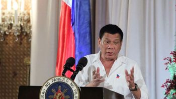 Lawyer sues Duterte, 11 gov't officials before international tribunal