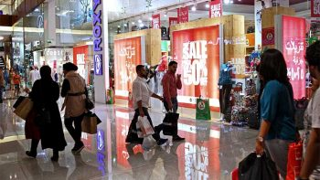 UAE retailers to offer 75% discounts in shoppers' fest