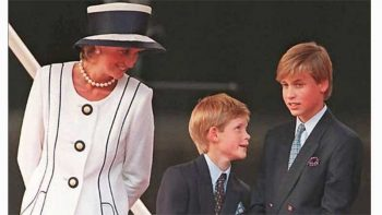 Princess Diana's letter reveals Harry 'constantly in trouble'