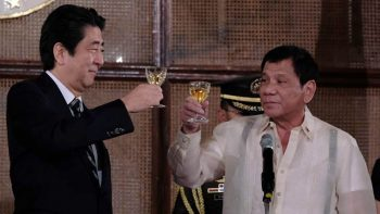 Japan to give US$8.7B in aid, investments to Philippines