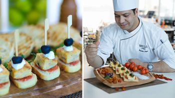 Meet the chef: Praveen Singh
