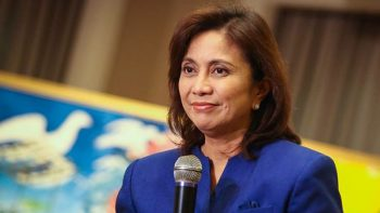Philippine Vice President brings drug slays issue to UN body