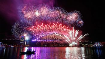 Watch: 4 best New Year's fireworks displays in the world