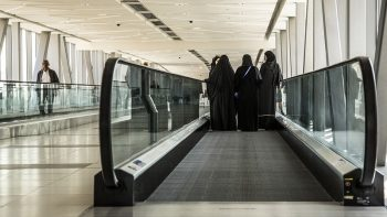 Wearing abaya not necessary, says Saudi prince