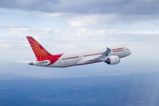 Air India Dreamliner makes first Kochi-Dubai flight