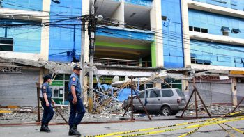Magnitude 6.7 quake hits southern Philippines
