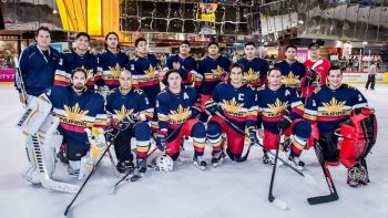 Philippine ice hockey raring to compete in Asian Winter Games