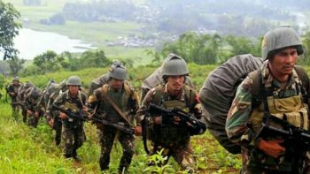 Philippine Army set to begin offensives against communist rebels
