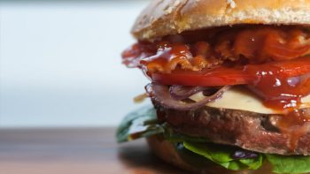 Dh230-gold burger to be featured at Burj Park food festival