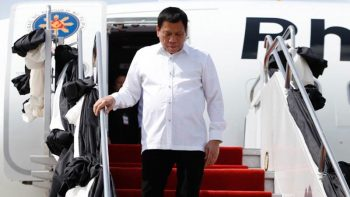 Duterte vows to return home with OFWs pardoned in Middle East