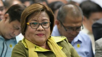 Philippine senator Leila De Lima, 7 others charged over illegal drug trade in jail