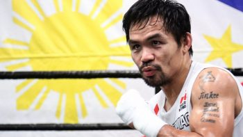 Pacquiao negotiating with Amir Khan to fight in UAE