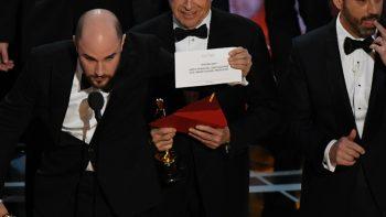 Oscars 2017: La La Land mistakenly awarded Moonlight's Best Picture win