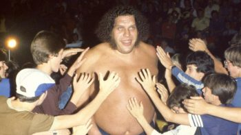 HBO to produce docu on late pro wrestler Andre The Giant