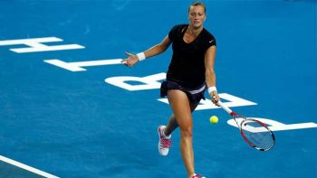 Kvitova 'working hard on recovery' after knife attack