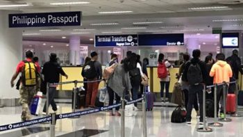 End to local airport terminal fees for OFWs soon