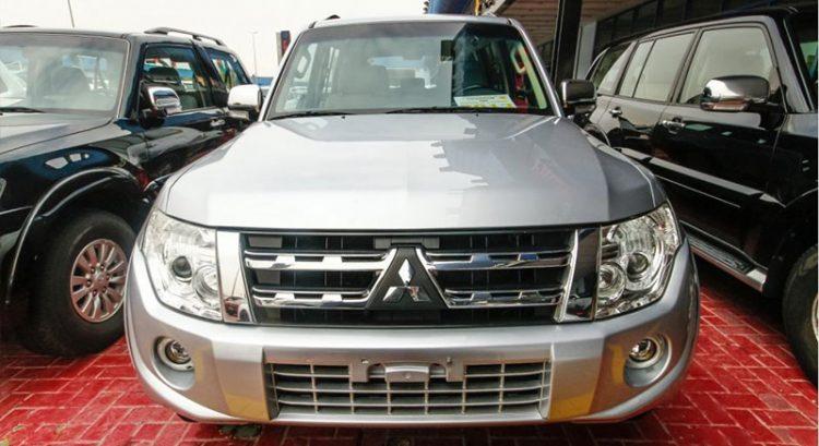 Mitsubishi Pajero – AED 53,500