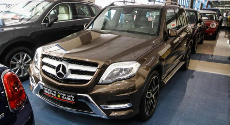 Mercedes-Benz GLK 350 4 Matic – AED 109,500