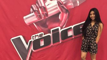 Filipino-American teen makes it through 'The Voice' auditions