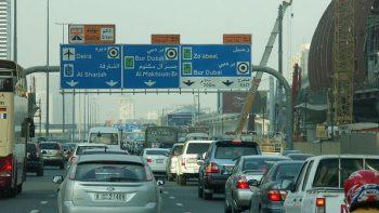 New traffic fines in UAE: full list