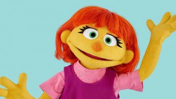 Julia, the autistic muppet, joins 'Sesame Street'