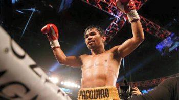 Pacquiao to fight in Dubai?