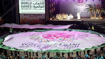 Abu Dhabi to host Special Olympics World Games