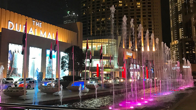 Driver In Court For Groping Teen At Dubai Mall