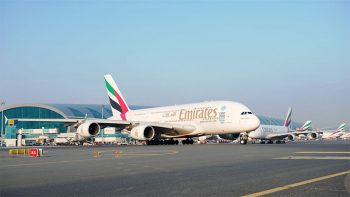 Emirates extends salary cuts until September