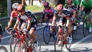 UAE's Atapuma 'could've done better' at Volta Ciclista