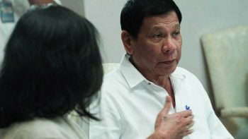 Duterte fires another gov't official