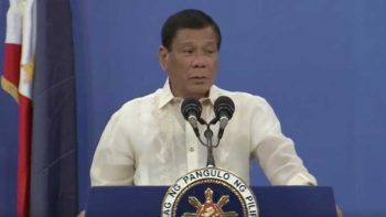 Duterte wants help of US in addressing drug problem