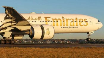 Flight from Dubai diverted to Kuwait after child dies