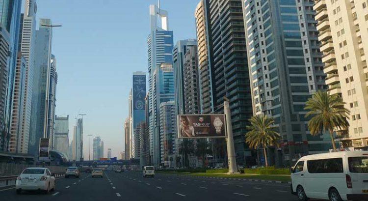 Dubai Run to shut down Sheikh Zayed Road to traffic