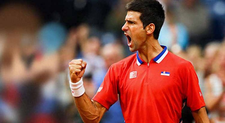 Djokovic to face Jaziri in Dubai tennis opening round