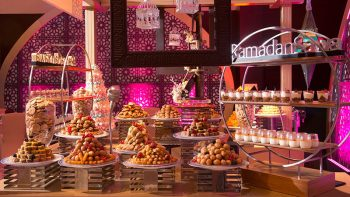 Ramadan Sawa at the Address Dubai Marina