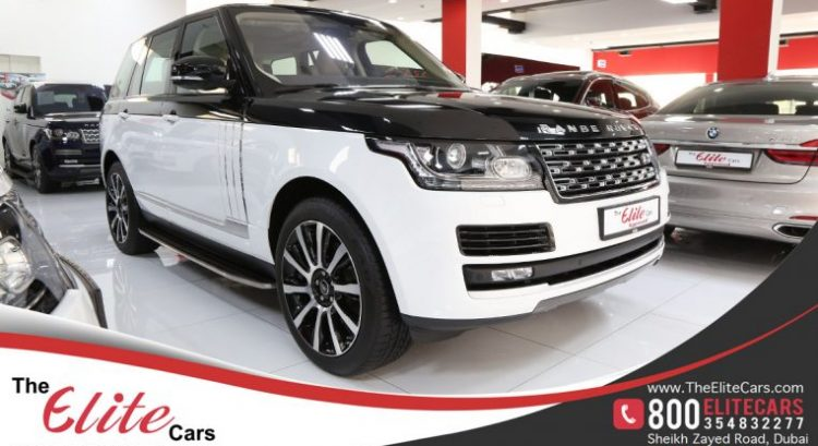 Brand New and Pre-Owned Land rover in Dubai from The Elite Cars