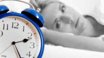 Sleep deprivation can affect your mental health