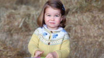 Princess Charlotte at 2