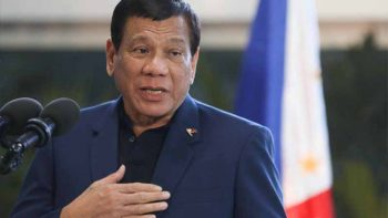 Philippines' Duterte to visit Kuwait to seal labour deal