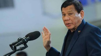 Duterte issues 'National Day of Protest' proclamation