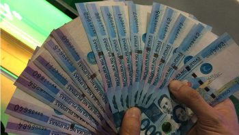 Warning over fake Philippine money