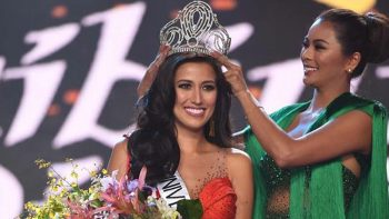 New batch of Filipina beauty queens crowned