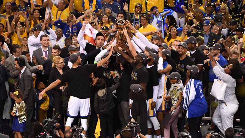 Warriors retake NBA championship from Cavaliers - Expat Media